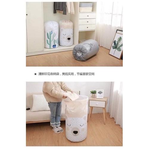 Túi đựng chăn tròn cực to