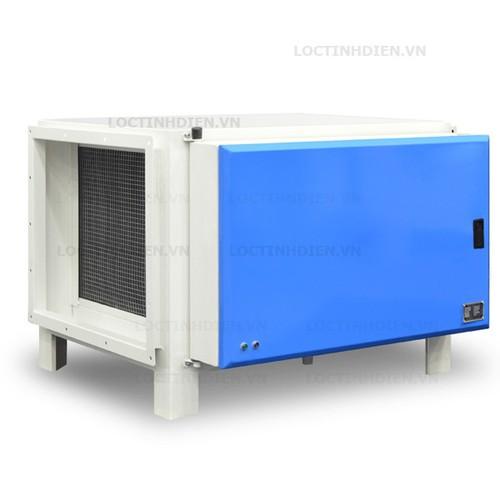 Máy lọc tĩnh điện xử lý khí thải cho nhà xưởng Nion 8000
