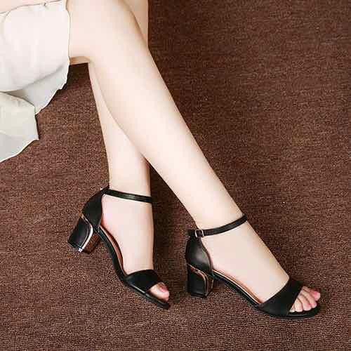 giày sandal da cao cấp