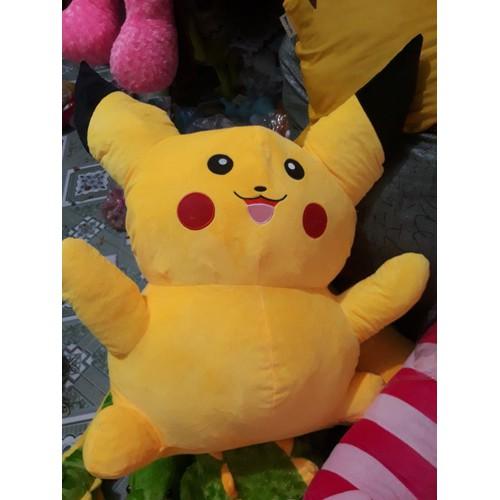 Pikachu nhồi bông kích thước thật 90cm