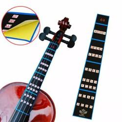 2 Miếng Decal tên nốt cho Violin 44