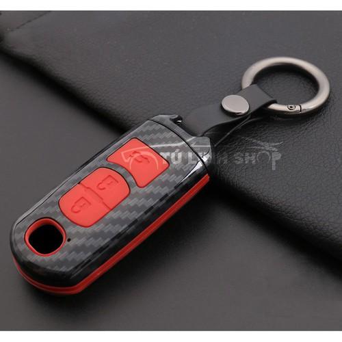 Ốp chìa khóa ô tô Mazda 2, 3, 6, CX-5 - 6398249 , 16494093 , 15_16494093 , 199000 , Op-chia-khoa-o-to-Mazda-2-3-6-CX-5-15_16494093 , sendo.vn , Ốp chìa khóa ô tô Mazda 2, 3, 6, CX-5