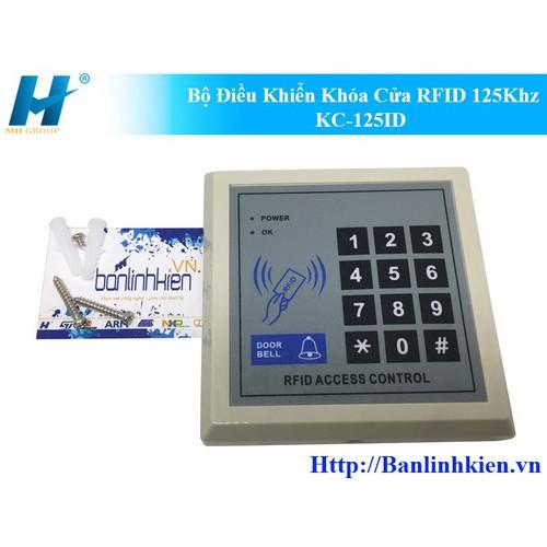 Bộ Điều Khiển Khóa Cửa RFID 125Khz KC-125ID