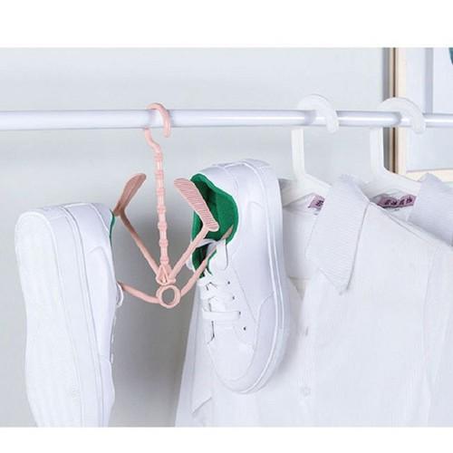 Combo 10 móc treo phơi giày thông minh bằng nhựa xoay 360 độ - 4720527 , 16491725 , 15_16491725 , 71000 , Combo-10-moc-treo-phoi-giay-thong-minh-bang-nhua-xoay-360-do-15_16491725 , sendo.vn , Combo 10 móc treo phơi giày thông minh bằng nhựa xoay 360 độ