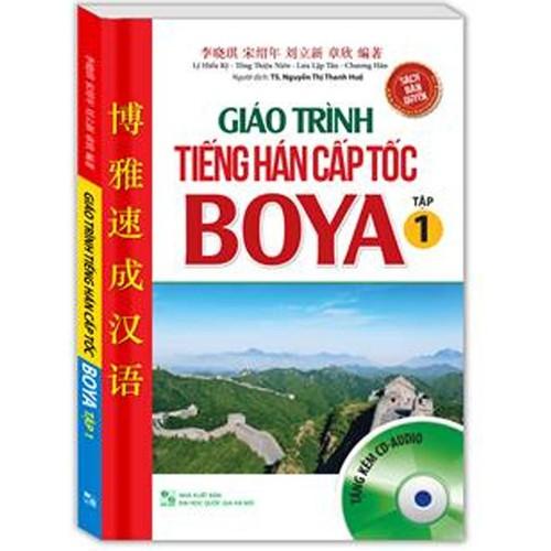 Giáo trình tiếng Hán cấp tốc BOYA - tập 1, kèm CD - 6389539 , 16487690 , 15_16487690 , 69000 , Giao-trinh-tieng-Han-cap-toc-BOYA-tap-1-kem-CD-15_16487690 , sendo.vn , Giáo trình tiếng Hán cấp tốc BOYA - tập 1, kèm CD