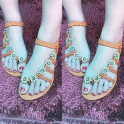 giày sandal nữ trẻ trung