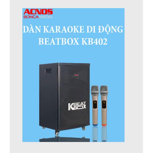 Loa Kéo Di Động Acnos Beatbox KB402 - 6392580 , 16489891 , 15_16489891 , 7300000 , Loa-Keo-Di-Dong-Acnos-Beatbox-KB402-15_16489891 , sendo.vn , Loa Kéo Di Động Acnos Beatbox KB402