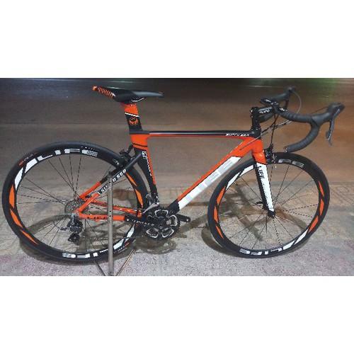 xe đạp đua khung nhôm