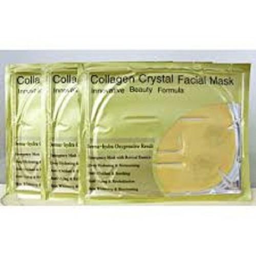 MẶT NẠ VÀNG DƯỠNG DA MẶT Collagen Crystal Facial Mask - 6397313 , 16493389 , 15_16493389 , 19000 , MAT-NA-VANG-DUONG-DA-MAT-Collagen-Crystal-Facial-Mask-15_16493389 , sendo.vn , MẶT NẠ VÀNG DƯỠNG DA MẶT Collagen Crystal Facial Mask