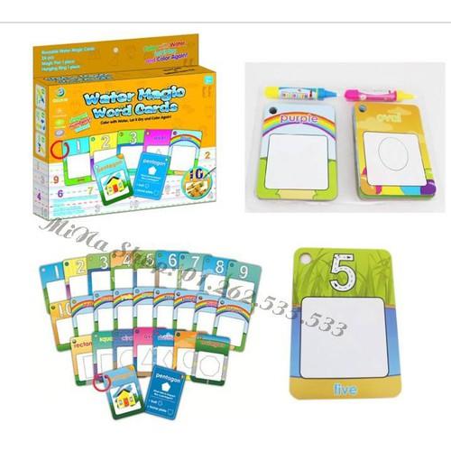 Bộ thẻ tô màu dùng nhiều lần chủ đề số màu sắc hình khối - 20868222 , 23928462 , 15_23928462 , 140000 , Bo-the-to-mau-dung-nhieu-lan-chu-de-so-mau-sac-hinh-khoi-15_23928462 , sendo.vn , Bộ thẻ tô màu dùng nhiều lần chủ đề số màu sắc hình khối