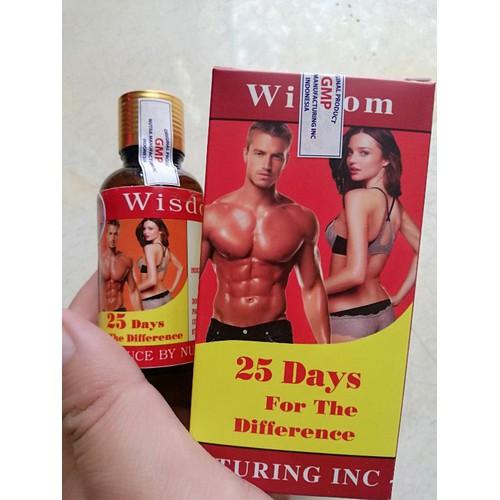 WISDOM WEIGHT INDONESIA - tăng cân vitamin an toàn GMP chính hãng - 6391103 , 16488674 , 15_16488674 , 210000 , WISDOM-WEIGHT-INDONESIA-tang-can-vitamin-an-toan-GMP-chinh-hang-15_16488674 , sendo.vn , WISDOM WEIGHT INDONESIA - tăng cân vitamin an toàn GMP chính hãng