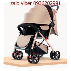 Xe đẩy em bé cao cấp đa năng 2 chiều