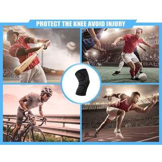 Bó Gối, Băng Quấn Gối, Xỏ Gối - Phụ Kiện Gym Aolikes Bảo Vệ Gối - Bó gối bóng đá thumbnail