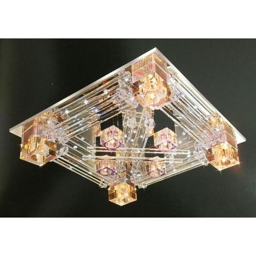 đèn mâm led pha lê - 6433119 , 16515916 , 15_16515916 , 1834000 , den-mam-led-pha-le-15_16515916 , sendo.vn , đèn mâm led pha lê