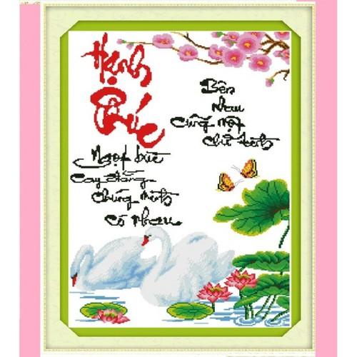 DLH-222815-Tranh thêu chữ thập hạnh phúc - 6417342 , 16506002 , 15_16506002 , 255000 , DLH-222815-Tranh-theu-chu-thap-hanh-phuc-15_16506002 , sendo.vn , DLH-222815-Tranh thêu chữ thập hạnh phúc