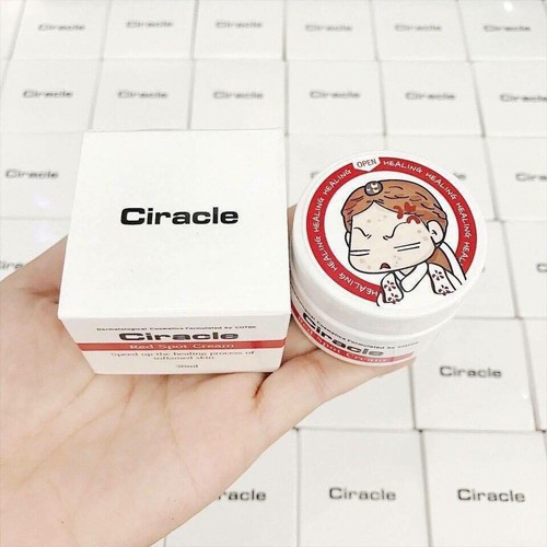 Kem Trị Mụn Ciracle Red Spot Cream - 6440229 , 16521460 , 15_16521460 , 260000 , Kem-Tri-Mun-Ciracle-Red-Spot-Cream-15_16521460 , sendo.vn , Kem Trị Mụn Ciracle Red Spot Cream