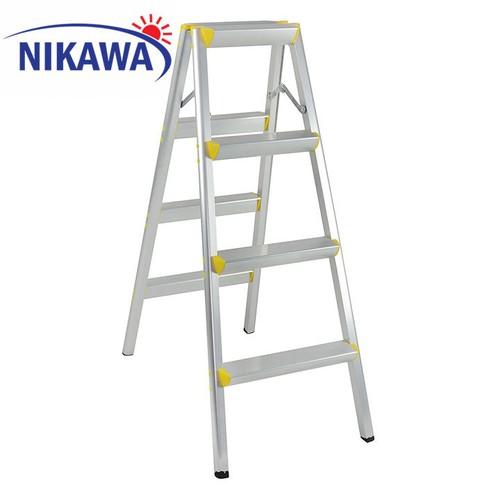 Thang nhôm gấp chữ A Nikawa NKD-04 - 6427147 , 16511889 , 15_16511889 , 805000 , Thang-nhom-gap-chu-A-Nikawa-NKD-04-15_16511889 , sendo.vn , Thang nhôm gấp chữ A Nikawa NKD-04