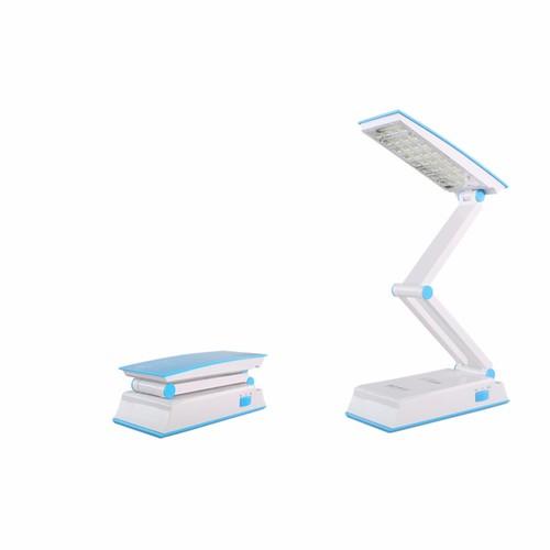Đèn bàn LED gấp gọn sạc điện Kamisafe