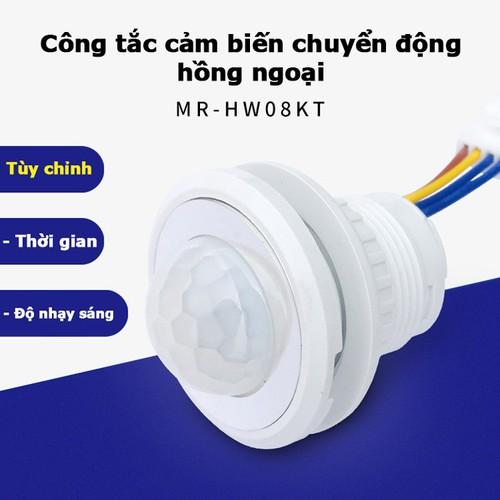Công tắc cảm biến chuyển động hồng ngoại ánh sáng có tùy chỉnh MR-HW08KT - 6429094 , 16513115 , 15_16513115 , 75000 , Cong-tac-cam-bien-chuyen-dong-hong-ngoai-anh-sang-co-tuy-chinh-MR-HW08KT-15_16513115 , sendo.vn , Công tắc cảm biến chuyển động hồng ngoại ánh sáng có tùy chỉnh MR-HW08KT