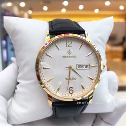 Đồng Hồ Nam Sunrise DM783SWA [ Chính Hãng Full Box ] Sapphire Chống Xước , Chống Nước - DM783SWA