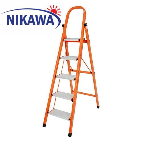 Thang nhôm ghế 5 bậc Nikawa NKS-05 - 6417668 , 16506148 , 15_16506148 , 1315000 , Thang-nhom-ghe-5-bac-Nikawa-NKS-05-15_16506148 , sendo.vn , Thang nhôm ghế 5 bậc Nikawa NKS-05