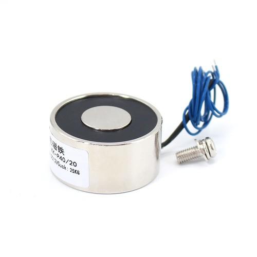 nam châm điện 250N-25kg