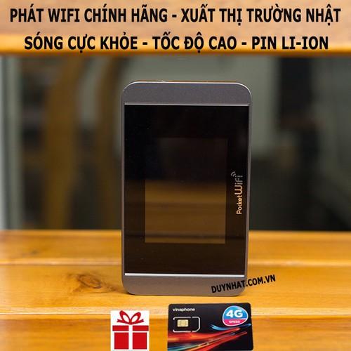 Thiết Bị Phát Wifi Từ Sim 3G 4G Pocket 304HW