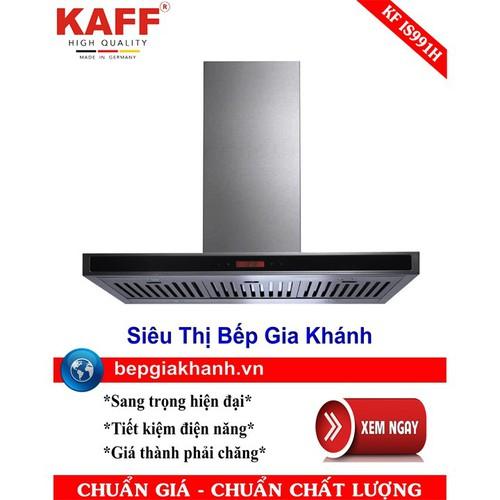 Máy hút mùi nhà bếp dạng treo độc lập Kaff KF IS991H
