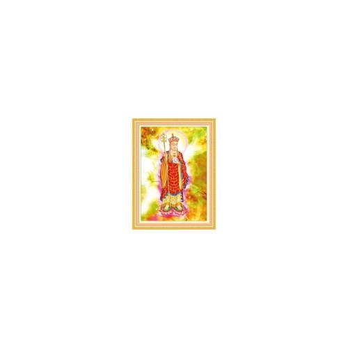 Tranh thêu chữ thập Phật tây tạng DLH-YA1063-Siêu thị tranh thêu