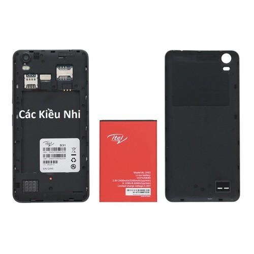 Pin iTel S11 Plus BL-24Ei 2000mAh zin hãng