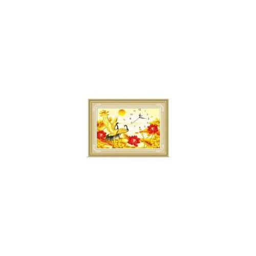 Tranh đính đá đồng hồ-75x57 - 11079540 , 16508088 , 15_16508088 , 285000 , Tranh-dinh-da-dong-ho-75x57-15_16508088 , sendo.vn , Tranh đính đá đồng hồ-75x57