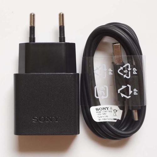 Bộ Sạc Nhanh Sony XA2 Plus UCH12 - Quick Charge 3.0 Zin máy