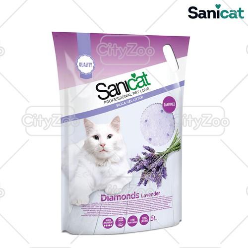 Cát Vệ Sinh Cho Mèo - Cát Thuỷ Tinh Sanicat Lavender 5L - 6439001 , 16519554 , 15_16519554 , 130000 , Cat-Ve-Sinh-Cho-Meo-Cat-Thuy-Tinh-Sanicat-Lavender-5L-15_16519554 , sendo.vn , Cát Vệ Sinh Cho Mèo - Cát Thuỷ Tinh Sanicat Lavender 5L