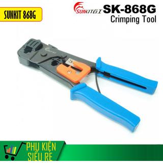 Kìm Bấm Mạng SUNKIT 868G Xanh - SUNKIT 868G thumbnail