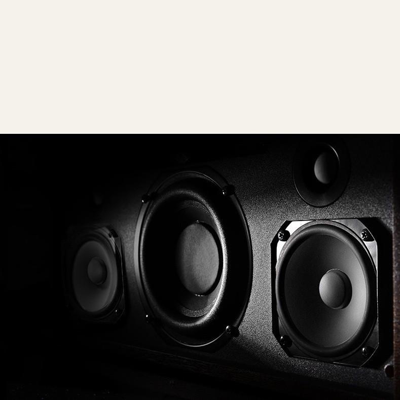 Loa Buetooth Oneder V2 siêu Bass âm thanh chuẩn Hifi Đen PF148 13