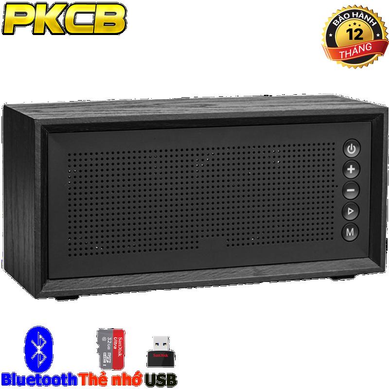 Loa Buetooth Oneder V2 siêu Bass âm thanh chuẩn Hifi Đen PF148 10
