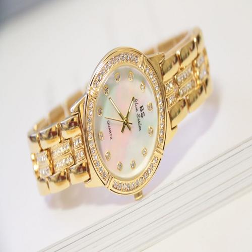 Đồng hồ nữ kính saphire Bee sister