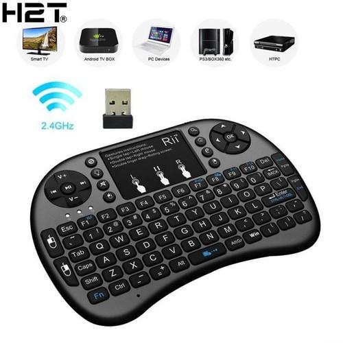 Chuột kiêm bàn phím không dây cho Tivi và các thiết bị thông minh - 6423187 , 16509039 , 15_16509039 , 200000 , Chuot-kiem-ban-phim-khong-day-cho-Tivi-va-cac-thiet-bi-thong-minh-15_16509039 , sendo.vn , Chuột kiêm bàn phím không dây cho Tivi và các thiết bị thông minh