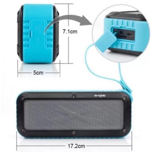 Loa chống nước IPX6 W-King S20 Bluetooth - 6432553 , 16515275 , 15_16515275 , 520000 , Loa-chong-nuoc-IPX6-W-King-S20-Bluetooth-15_16515275 , sendo.vn , Loa chống nước IPX6 W-King S20 Bluetooth