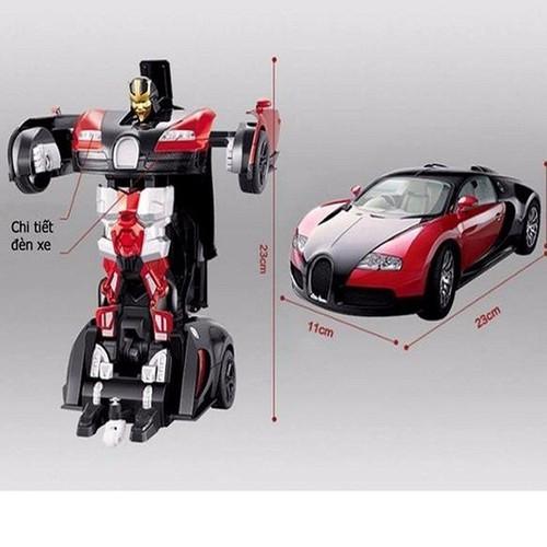 Đồ chơi xe ô tô biến hình thành robot, Xe ô tô Transformer