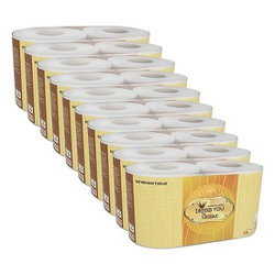 giấy vệ sinh bless you vàng lôc 10c