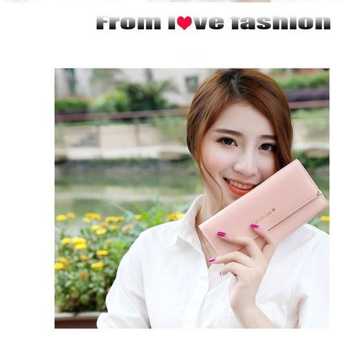 Ví dài Lan Jin Jue Style Hàn Quốc_ LAVO090219
