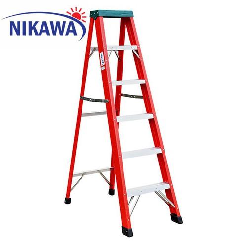 Thang cách điện chữ A Nikawa NKJ-6C - 6452346 , 16531924 , 15_16531924 , 1855000 , Thang-cach-dien-chu-A-Nikawa-NKJ-6C-15_16531924 , sendo.vn , Thang cách điện chữ A Nikawa NKJ-6C