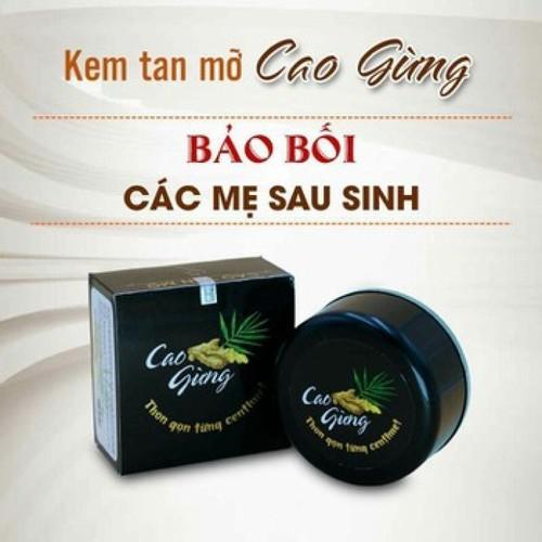 CAO GỪNG-CAO TAN MỠ - 6475649 , 16558533 , 15_16558533 , 199000 , CAO-GUNG-CAO-TAN-MO-15_16558533 , sendo.vn , CAO GỪNG-CAO TAN MỠ