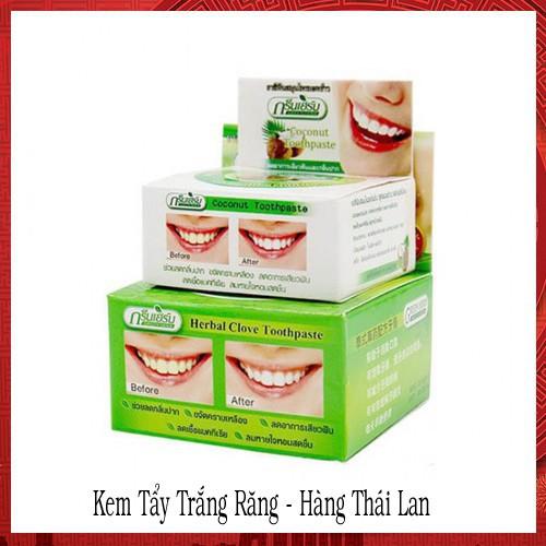 Kem Tẩy Trắng Răng - Hàng Thái Lan