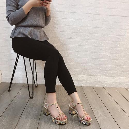 Giày sandan lus cao cấp