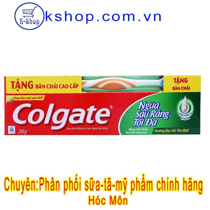 Kem đánh răng Colgate ngừa sâu răng - 250g