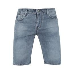 Quần short Jeans nam Xanh da thời Trang Q01