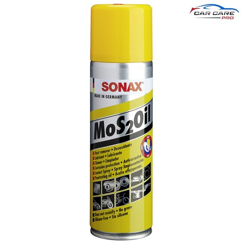 Dầu bảo quản bôi trơn chống gỉ và ăn mòn Sonax Mos2Oil 300ml - 6468749 , 16549478 , 15_16549478 , 130000 , Dau-bao-quan-boi-tron-chong-gi-va-an-mon-Sonax-Mos2Oil-300ml-15_16549478 , sendo.vn , Dầu bảo quản bôi trơn chống gỉ và ăn mòn Sonax Mos2Oil 300ml