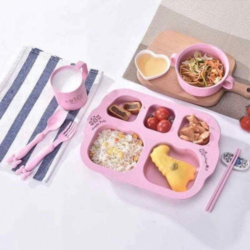 Khay cơm cho bé cho người lớn - 6453343 , 16532437 , 15_16532437 , 99000 , Khay-com-cho-be-cho-nguoi-lon-15_16532437 , sendo.vn , Khay cơm cho bé cho người lớn